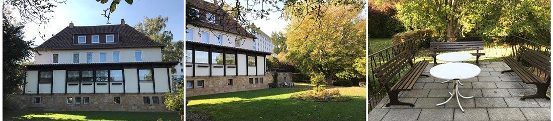 Freizeit- und Begegnungsstätte Haus am Wonneberg